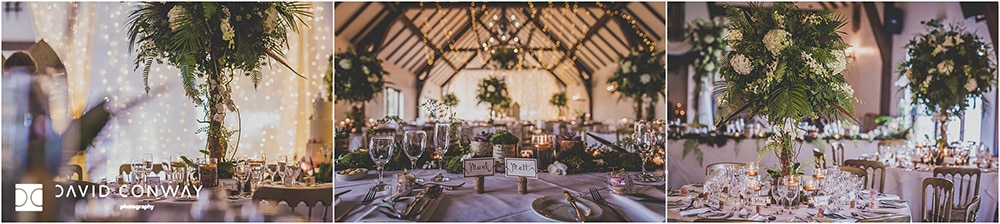 The-great-hall-at-mains-set-up-for-wedding-breakfast-for-a-Same-Sex-Wedding-photography